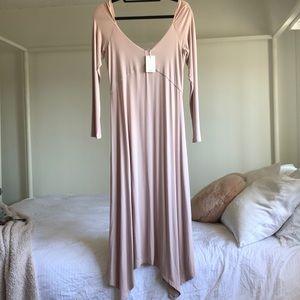 NWT Aritzia Wilfred Roche Midi Dress